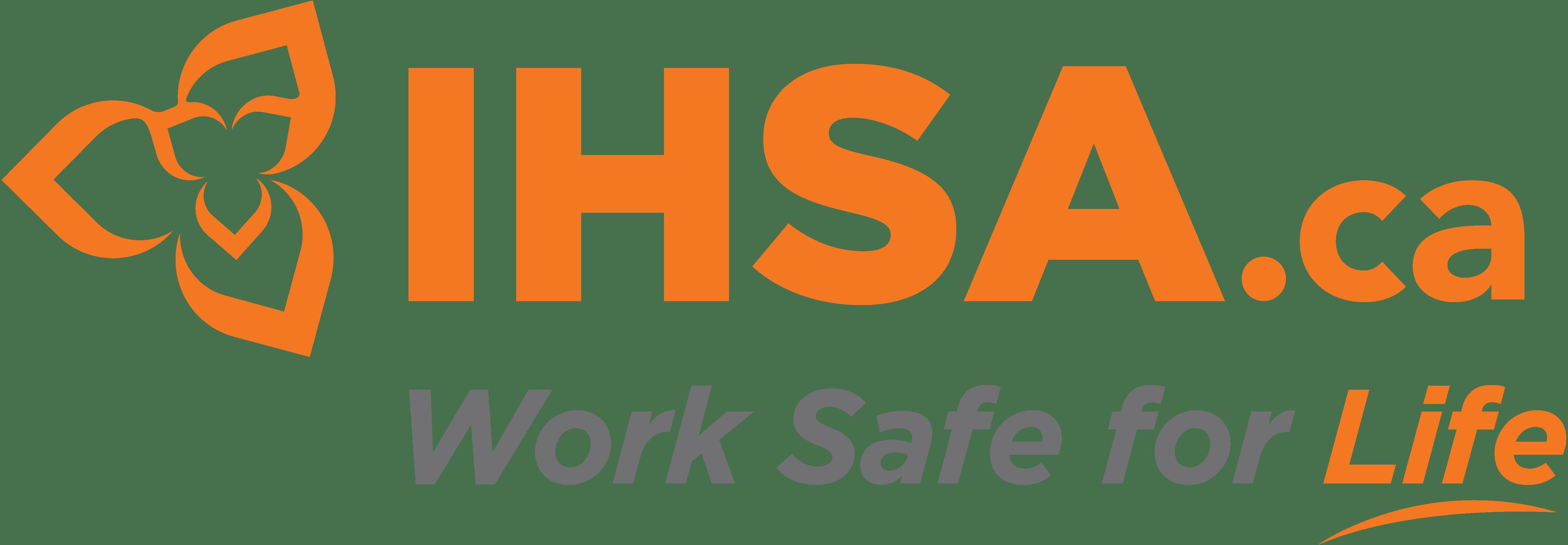 IHSA.ca - Logo with Tag - Colour