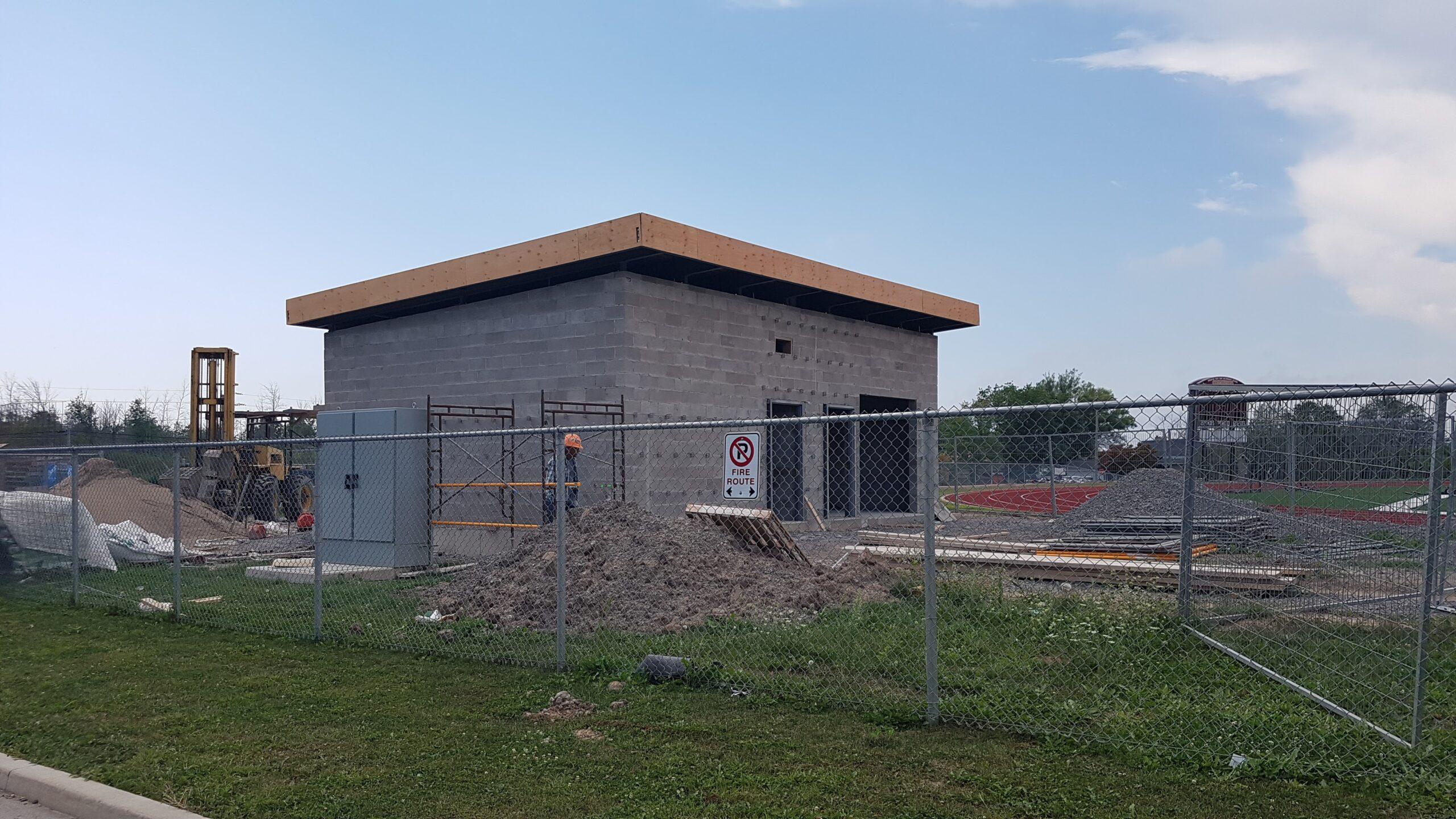 Fort Erie School Fieldhouse 0824.20 8